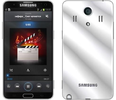 Galaxy Note 3 Concept Design