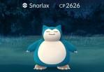 Pokemon GO: Wild Snorlax catch Epic High CP 2626