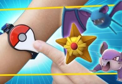 Pokémon Go PLUS!