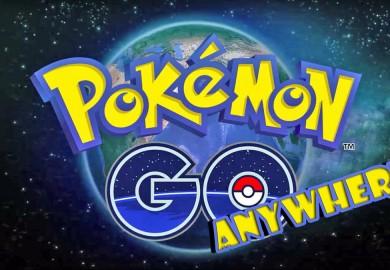 Pokémon Go GPS Hack