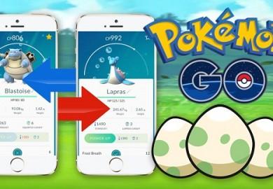 Pokemon GO: Trading, Breeding, New Pokemon Coming