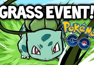 NEW POKEMON GO EVENT: INCREASED GRASS-TYPE POKEMON! ★ POKEMON GO UPDATE NEWS!